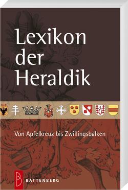 Lexikon der Heraldik von Oswald,  Gert