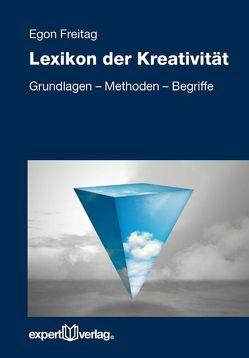 Lexikon der Kreativität von Freitag,  Egon