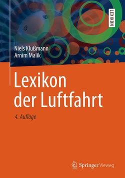 Lexikon der Luftfahrt von Klußmann,  Niels, Malik,  Arnim