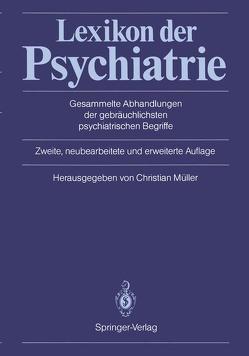 Lexikon der Psychiatrie von Adams,  A.E., Müller,  C.