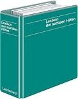 Lexikon der sozialen Hilfen von Schellhorn,  Walter