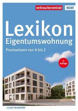 Lexikon Eigentumswohnung von Mundorf,  Claus