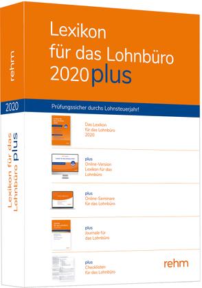 Lexikon für das Lohnbüro 2020 plus