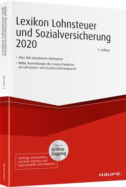 Lexikon Lohnsteuer und Sozialversicherung 2020 – inkl. Onlinezugang