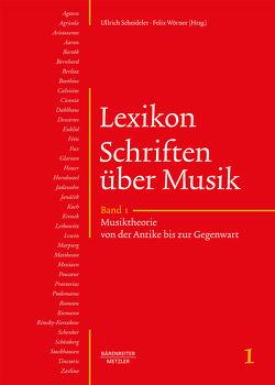 Lexikon Schriften über Musik von Scheideler,  Ullrich, Woerner,  Felix