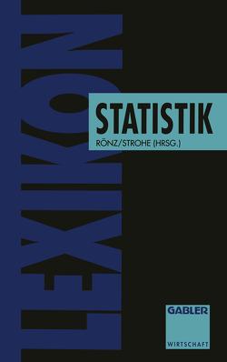 Lexikon Statistik von Strohe,  Hans Gerhard