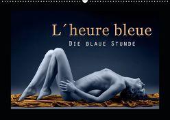 L´heure bleu – Die blaue Stunde (Wandkalender 2019 DIN A2 quer) von Hähnel,  Christoph