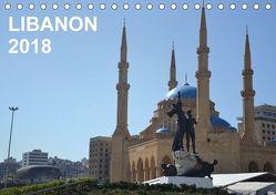 LIBANON 2018 (Tischkalender 2018 DIN A5 quer) von Weyer,  Oliver