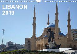 LIBANON 2019 (Wandkalender 2019 DIN A4 quer) von Weyer,  Oliver