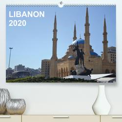 LIBANON 2020 (Premium, hochwertiger DIN A2 Wandkalender 2020, Kunstdruck in Hochglanz) von Weyer,  Oliver