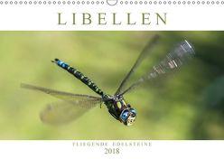 Libellen – Fliegende Edelsteine (Wandkalender 2018 DIN A3 quer) von Lippmann,  Andreas