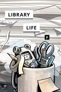Library Life von Barthel,  Katja, Brand,  Sebastian, Friedrich,  Alexander, Krentel,  Friedolin