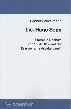Lic. Hugo Sopp. von Brakelmann,  Günter