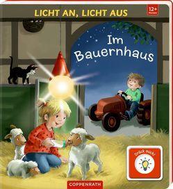 Licht an, Licht aus: Im Bauernhaus von Ackroyd,  Dorothea