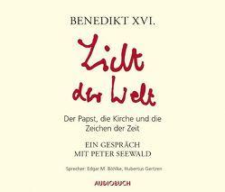 Licht der Welt von Benedikt XVI., Böhlke,  Edgar M., Gertzen,  Hubertus, Zimber,  Corinna
