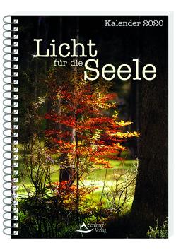 Licht für die Seele Kalender 2020 von Schirner,  Markus