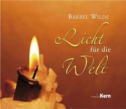 Licht für die Welt von Wilde,  Bärbel