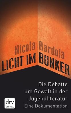 Licht im Bunker von Bardola,  Nicola