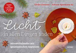 Licht in allen Dingen finden von Gentner,  Ulrike, Spermann,  Johann