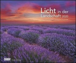 Licht in der Landschaft 2020 – Wandkalender 58,4 x 48,5 cm – Spiralbindung von DUMONT Kalenderverlag, Krahmer,  Frank