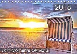 Licht-Momente der Natur (Tischkalender 2018 DIN A5 quer) von Hummelmann,  Benno