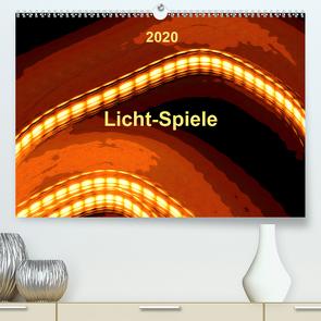 Licht-Spiele (Premium, hochwertiger DIN A2 Wandkalender 2020, Kunstdruck in Hochglanz) von Gaudig,  Marlise