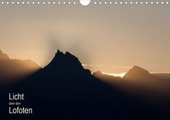 Licht über den Lofoten (Wandkalender 2021 DIN A4 quer) von Ammich,  Klaus