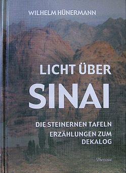 Licht über Sinai von Hünermann,  Wilhelm