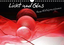 Licht und Glas – Neue Fotoimpressionen (Wandkalender 2018 DIN A4 quer) von Stark-Hahn,  Ilona