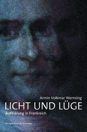 Licht und Lüge von Sommet,  Pierre, Wernsing,  Armin Volkmar