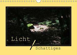 Licht und Schattiges (Wandkalender 2019 DIN A4 quer) von Keller,  Angelika