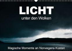 Licht unter den Wolken – Magische Momente an Norwegens Küsten (Wandkalender 2019 DIN A3 quer) von Grupp,  Heiko
