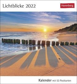 Lichtblicke Kalender 2022 von Harenberg