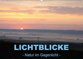 Lichtblicke – Natur im Gegenlicht (Wandkalender 2018 DIN A2 quer) von one,  red