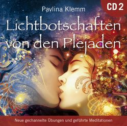 Lichtbotschaften von den Plejaden [Übungs-CD 2] von Klemm,  Pavlina, Sayama