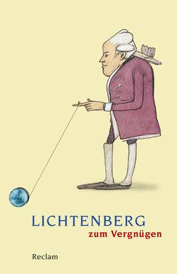 Lichtenberg zum Vergnügen von Kluy,  Alexander