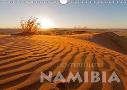 Lichterfülltes Namibia (Wandkalender 2019 DIN A4 quer) von Peyer,  Stephan
