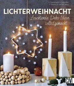 Lichterweihnacht von Dawidowski,  Marion, Diepolder,  Annette, Günther ,  Claudia, Van den Borre ,  Veronique