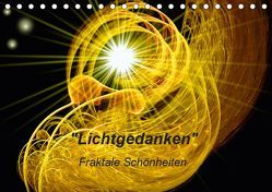 Lichtgedanken / CH-Version (Tischkalender 2019 DIN A5 quer)