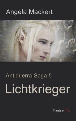 Lichtkrieger von Mackert,  Angela