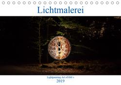 Lichtmalerei – Lightpainting Art of Orbs´s (Tischkalender 2019 DIN A5 quer) von Knüppe (Sin-Tiempo.de),  Jean
