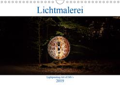 Lichtmalerei – Lightpainting Art of Orbs´s (Wandkalender 2019 DIN A4 quer) von Knüppe (Sin-Tiempo.de),  Jean