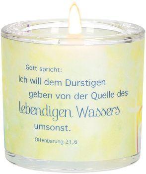 """LichtMoment """"Jahreslosung 2018"""""""