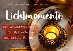 Lichtmomente von Langenbacher,  Andrea, Weigand,  Stefan