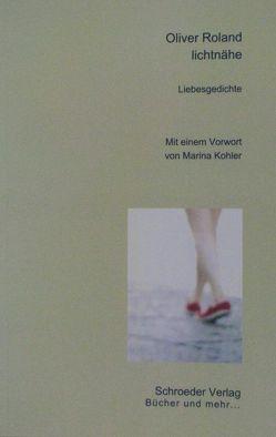 lichtnähe von Roland,  Oliver