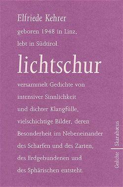 lichtschur von Kehrer,  Elfriede