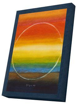 Lichtspiel – Kunst-Faltkarten im Schmuckkarton von Felger,  Andreas