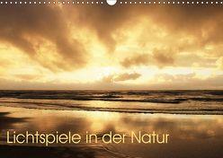 Lichtspiele in der Natur (Wandkalender 2019 DIN A3 quer) von Hoffmann,  Heike