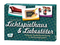 Lichtspielhaus & Liebestöter von Hense,  Margarita