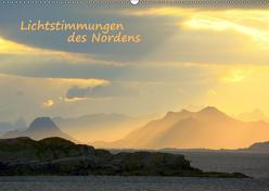 Lichtstimmungen des Nordens (Wandkalender 2019 DIN A2 quer) von GUGIGEI